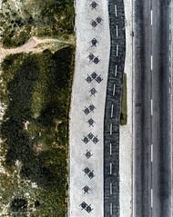 Barra da Tijuca Sidewalk (brunogargaglione) Tags: barra da tijuca rio de janeiro brasil brazil aerial drone drones phantom 4 pro bike path bicycle sidewalk fish landscape landscapes cityscape cityscapes city natural light street road scenics scenic