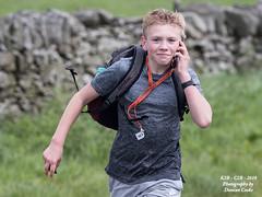 B57I3824-K2B-&-C2B (duncancooke.happydayz) Tags: charity cumbria coniston c2b k2b people walk walkers run runners keswick barrow