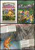 DINOSAUR EXPEDITION (joelcooper.co.uk) Tags: puzzle book childrens usborne adventure spinechiller