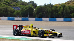 FIA Formula 2 2017 Round 10 - Jerez (jose ng) Tags: fia formula 2 formula2 2017 f2 dallara gp211 jerez
