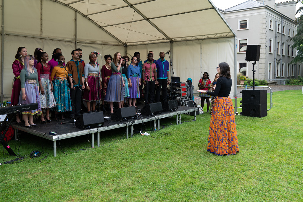 DISCOVERY GOSPEL CHOIR [AFRICA DAY 2018 IN DUBLIN]-140585