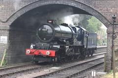 6023 reversing back into Toddington (372Paul) Tags: toddington broadway cheltenham hailes foremarkehall po kingedwardii 6023 5197 s160 7903 6430 pannier dmu cotswoldfestivalofsteam gloucestershirewarwickshirerailway steam locomotive class20 class26 shunter
