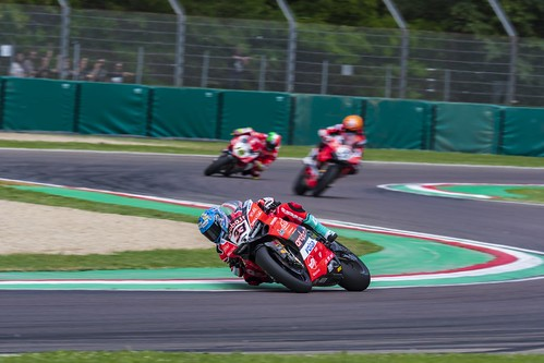 """WSBK Imola 2018 • <a style=""""font-size:0.8em;"""" href=""""http://www.flickr.com/photos/144994865@N06/42368070941/"""" target=""""_blank"""">View on Flickr</a>"""