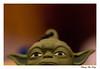 Maître Yoda veille sur moi / Master Yoda watch over me (Thierry De Neys - Photographies) Tags: meesteryodawaakovermij thierrydeneys belgique belgium belgïe yoda starwars figurine beeldje yeux oogen eyes nez neus nose vert groen green oreille ear macro maîtrejedi jedi georgelucas frankoz tomkane sergelhorca jeanlescot