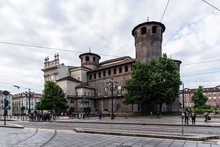 Palazzo Madama e Casaforte degli Acaja, Torino