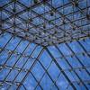 IMGP0505PSf (bertrand.garrigou) Tags: paris louvre pyramide hdr ciel verre musee