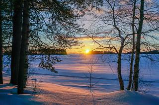 Lake Pyhäselkä - Finland