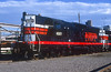 Headed West to the NWP (joemcmillan118) Tags: colorado denver nwp northwesternpacific sd94327