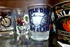 More Shots (KSec) Tags: shot glass shotglass atlanta dam collection shelf flower reflection