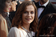 ISABELLE HUPPERT 03 (starface83) Tags: actor festival cannes portrait film actress isabelle huppert
