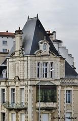 Poitiers - Avenue de la Libération (JeanLemieux91) Tags: hiver winter invierno février february febrero poitoucharentes poitiers france europe