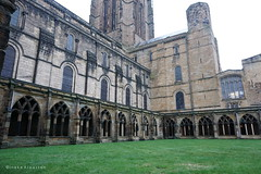 Durham Cathedral UK (Ineke Klaassen) Tags: durham england engeland cathedral uk greatbritain gbr gb sony sonyimages sonya6000 sonyalpha sonyalpha6000 sonyilce6000 ilce architecture architectuur architettura architektur harrypotter 800views building gebouw buildings