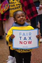 Fair Tax Rally for Illinois Chicago Illinois 3-27-18  0474 (www.cemillerphotography.com) Tags: income revenue flattax progressivetax economics politics unfairsystem middleclass workingfamilies minimumwage billionaire millionaire rich poor poverty wealth