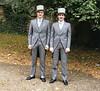 Groom and best man (vintage ladies) Tags: wedding 80s 80swedding pike kettering 3181985