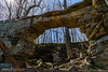 Sewanee Natural Bridge (mikerhicks) Tags: buggytoptrail hdr hiking mrandmrslarryleecarternaturalarea naturalbridgeclassiscenicrecreationalstatenaturalarea nature saintmarys sewanee sewaneenaturalbridge sonya6500 tennessee unitedstates outdoors exif:aperture=ƒ11 camera:make=sony exif:lens=epz18105mmf4goss exif:make=sony geo:country=unitedstates geo:city=sewanee exif:focallength=18mm geo:state=tennessee geo:location=saintmarys exif:isospeed=200 geo:lon=85921513333333 geo:lat=35153621666667 camera:model=ilce6500 exif:model=ilce6500