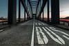 Road trip (michael_hamburg69) Tags: hamburg germany deutschland elbe river flus bridge brücke elbbrücke neueelbbrücke norderelbe
