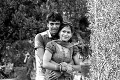 Lovers (BockoPix) Tags: couple love hanging gardens mumbai india lovers boy girl woman man hug