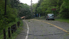 Obtuse Hill Rd (blazer8696) Tags: 2018 brookfield ct connecticut day2 ecw macroburst may obtusehill t2018 usa unitedstates severe storm weather