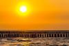 Always The Sun - Zingst, Mecklenburg-Vorpommern (dejott1708) Tags: sunset zingst mecklenburgvorpommern groynes breakwaters sun ocean baltic sea