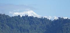 Mt Kanchenjunga from Gangtok (Ankur P) Tags: india sikkim eastsikkim gangtok mountains himalayas kanchenjunga himalaya