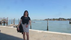 Venezia - Fondamente Nove (Alessia Cross) Tags: crossdresser tgirl transgender transvestite travestito