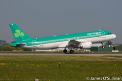 Aer Lingus A320 EI-DVK rotating off RWY17 Cork Airport this afternoon. (James O' Sullivan) Tags: aerlingus a320 airbus airport aircraft airline cork corkairport ireland v1 bluesky canon canon450d canonphoto canoncamera canonphotography canonaviation aviation aviationphotography avgeek aviationphoto photography photo
