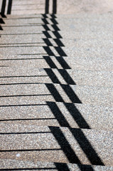 (Robert ALBIANI) Tags: graphisme escaliers stairs ombres shadows lines