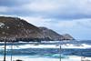 Galicia - savage sea (Ismael Owen Sullivan) Tags: sea mar galicia travel blue paradise sky cielo clouds nubes playa malpica rias nikon d5300 digital nature naturaleza natural ocean oceano atlantico viajar turismo