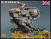 R_Warwick_04 (Cooper Works 70) Tags: lego ww2 wwii military stickers combat mech mecha