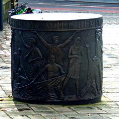 JFT96 Never Forget, Liverpool, England (teresue) Tags: 2017 uk unitedkingdom greatbritain england liverpool merseyside lfc liverpoolfootballclub hillsborough memorial jft96