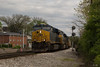 CSX U746 at Willoughby (travisnewman100) Tags: csx train railroad freight unit coal et44ah es44ah signals searchlights uss u746 willoughby knoxville tennessee kd subdivision atlanta division ac44cw locomotive