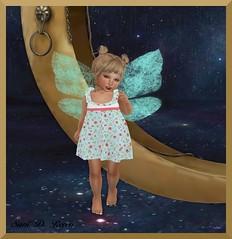 Blue butterfly dress (Suni Debs Recco) Tags: blog child clothing clothes dollarbie dress eyes freebie freebies girl gift kids kid marketplace marketplacemonday sl secondlife slblog slblogger secondlifeblogger secondlifeblog toddleedoo td tdbaby soulglitter