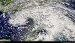 Subtropical Storm Alberto 27 May 2018 (anttilipponen) Tags: subtropical storm alberto modis terra satellite usa