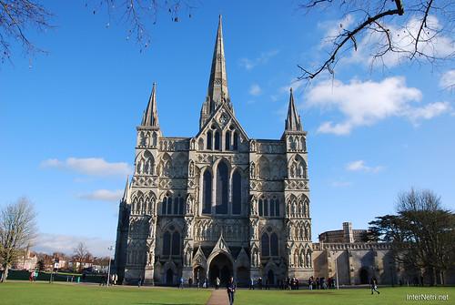 Солсберійський собор, Англія InterNetri United Kingdom 458