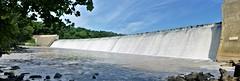Griggs Dam (Howard TJ) Tags: griggs dam scioto columbus ohio stitched nikon