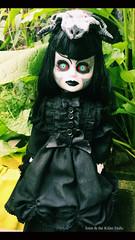 Samhain (Josie&theKILLER_DOLLS) Tags: bruja witch samhain jose series26 livingdeaddolls ldd josiethekillerdolls