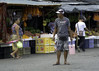 Water Boy (Beegee49) Tags: water boy carrier bucket man street market bacolod city philippines