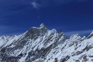 Dent d'Hérens 4171 mètres