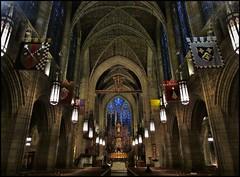 Church of Saint Vincent Ferrer (Miros [SCL]) Tags: nuevayork newyork usa nyc manhattan church architecture iglesia churchofsaintvincentferrer