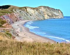 Beach (Will S.) Tags: mypics îlesdelamadeleine québec canada havreauxmaisons beach plage explored