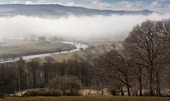 1920p 72dpi b&w-6769 (R W Gibbens Photo) Tags: lunevalley lune lancashire england uk river valley landscape