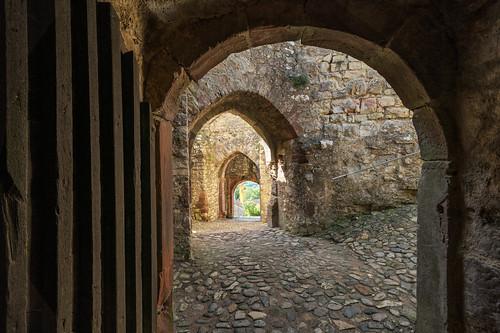 Westweg Etappe 13 | Burg Roetteln 2