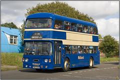 SMS 120P Midland    (IMG_0424FL) (Gerry McL) Tags: bus daimler fleetline alexanders sms120p mrf120 midland lathalmond fife scotland