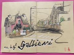 Rue du Général Galieni à Quimperlé le 16 avril 2018 (thibaultpascal) Tags: quimperlé bel air