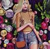 Happy Monday :) (Katy Hastings) Tags: epiphany villena kustom9 rama blackbantam reign collabor88 selfie background flowers spring accessories