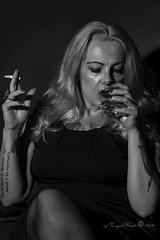 Marlene Dietrich-584-3 (Adriana.Britto) Tags: ensaio retrato portrait foto photo fotografia photography loira blonde blond model mature blackwhite blackandwhite pb pbr pretoebranco people art