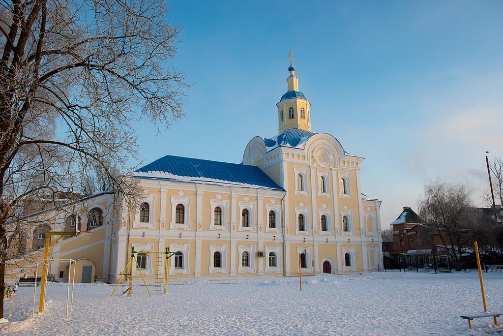фото: Нижне-Никольская церковь, Смоленск