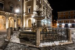 Fontana Gelata (Gianluca Vannicelli) Tags: nikon landscape rieti freddo neve fontana ghiaccio burian lazio nikond750 longexposition lungaesposizione