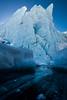 Portage Glacier, Alaska (BradTombers) Tags: glacier alaska portage ice blue sky ominous cold winter scene moody anchorage girdwood