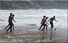 waterball (mhobl) Tags: fusball marokko maroc morocco mirleft beach plageaftas